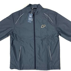 Cutter & Buck Purdue Boilermaker full zip jacket